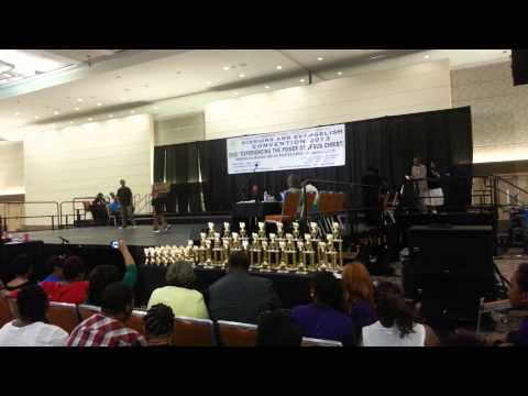 Triple D Steppers step competition AIM 2013