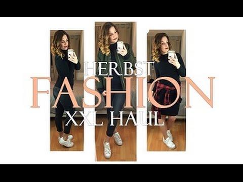 XXL FASHION HAUL / HERBST / ZARA / Adidas/ H&M / C&A /VeroModa / MadameJoan