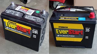 Honda Accord?  DIY upgrade that undersized battery!