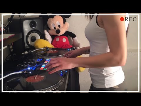 DJ Lady Style – Ed Sheeran Edit (scratch video)
