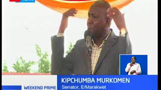 Kipchumba  Murkomen insults Senator Gideon Moi over 2022 Sate House race