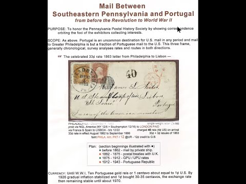 Portugal to and from Southeastern Pennsylvania