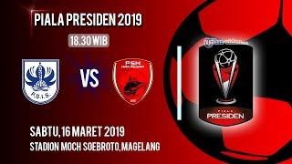 Link Live Streaming Indosiar PSIS Semarang Vs PSM Makassar, Sabtu Pukul 18.30 WIB
