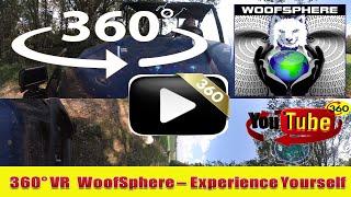 360 Videos | WooFSphereFreeRanging in 360º VR | Virtual Reality