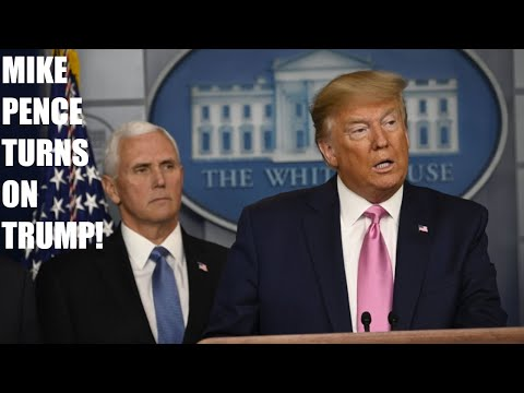 SHOCK: Mike Pence TURNS ON Trump, REFUSES To Overturn The Election After INSANE Republican Lawsuit!
