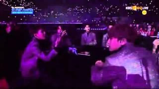 160217 EXO (엑소) - EXODUS + Call Me Baby + LOVE ME RIGHT (러브 미 라잇) @ 5th Gaon Chart K-POP Awards