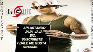 Yomo Ft Ñengo Flow Con Letra (Real G4 Life 2)