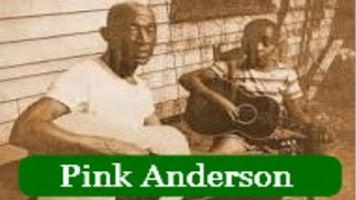 CC&O Blues by Pink Anderson - Guitar Lesson Preview