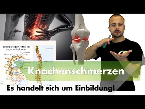 Zervikale Osteochondrose Massage und Physiotherapie