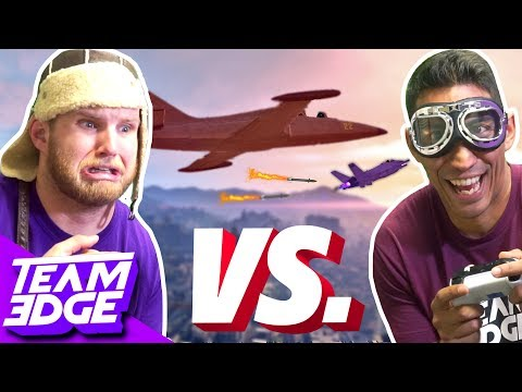 GTA 5 Top Gun Challenge!
