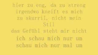 Annett Louisan - Das Gefühl - Lyrics
