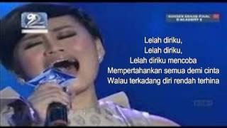 Rani Indonesia   Akhir Sebuah Cerita D'Academy Asia2 + Lirik