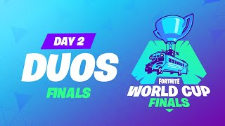 Fortnite World Cup Finals   Day 2