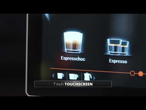 Brugt maskine: Kaffeautomat ETNA Dorado Espresso Compact Helbønne