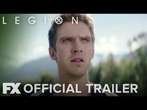 Video trailer för Legion   Season 1: Trailer #2   FX