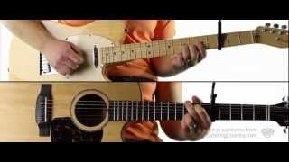 Drink In My Hand Eric Church Guitar Lesson and Tutorial