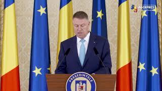 Iohannis: Vom relua cooperarea deplină cu Republica Moldova când vom vedea continuarea parcursului european