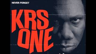 KRS One - Never Forget