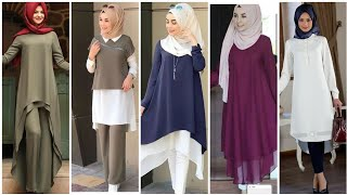 Muslim Dress & Trendy Hijab Styles
