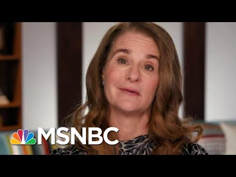 Melinda Gates: 'I Feel Optimistic Because You See People Getting Vaccinated' | MSNBC