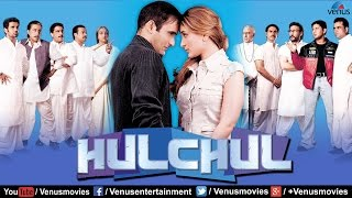 Hulchul   Hindi Full Movie  Akshaye Khanna Kareena Kapoor  Hindi Full Comedy Movies