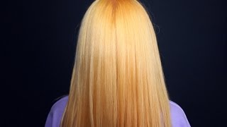 Virgin Bleach to Tangerine Dream by Loren using BLEACH Supercool colours