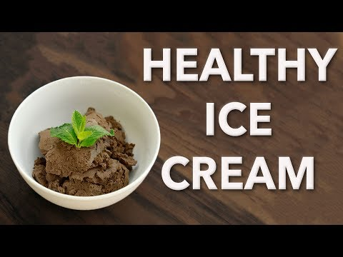 Video Mint Chocolate Chip Ice Cream - (The Plant Paradox Recipe)
