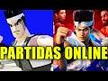 Gr fico Novo Gameplay Antiga Virtua Fighter 5 Ultimate