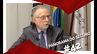 PANORAMA DO SEGURO RECEBE JAYME GARFINKEL