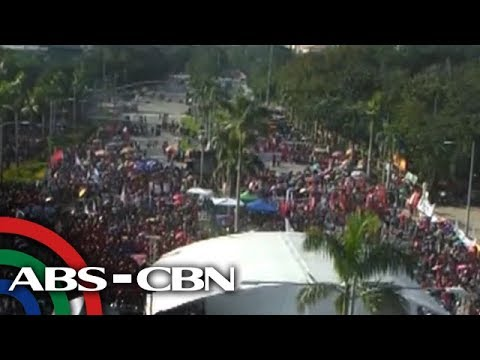 News Patrol: Protesta kontra martial law | September 21, 2018