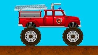 Мультики про машинки. Пожарная машина. Машинки для детей. Новая серия 2017
