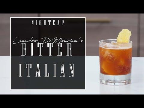 Nightcap: Bitter Italian