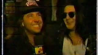 Faster Pussycat - MTV Headbanger's Ball - Cathouse 5th Anniversary 1991