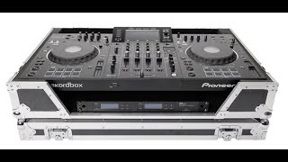"""UNBOXING AND REVIEW: Magma Bags DJ Controller Case for XDJ-XZ and 19"""" Rackmount Device"""