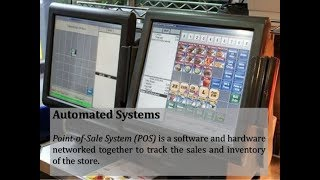 How to Use the Mcdonald's Computer System (POS System)