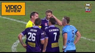 Sydney FC Vs Perth Glory / Semi-Final 1 / 2016/17
