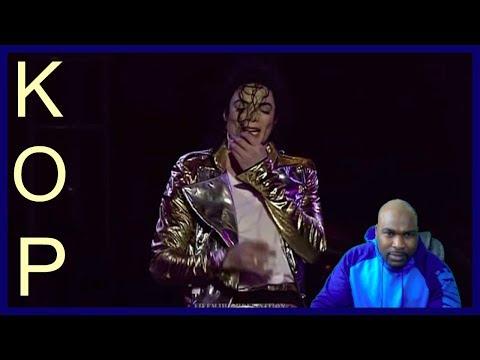 Michael Jackson  - Stranger In Moscow  - Live Munich 1997  Widescreen HD - REACTION