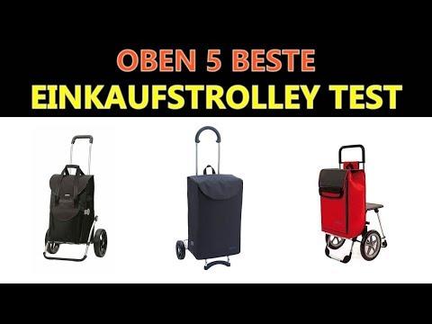 Beste Einkaufstrolley Test 2019