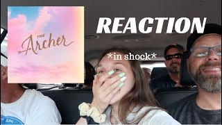 Taylor Swift   The Archer Reaction