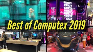Computex 2019: The best of PC Builds, Gaming Pods, PC Accessories and AI