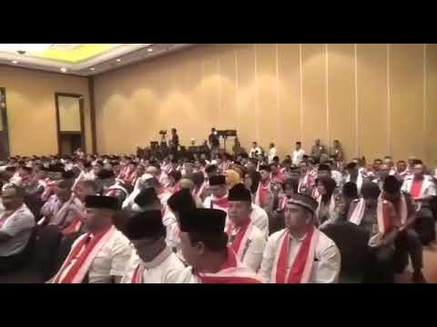 Kapolda Jabar bersama Wakapolda Jabar dan Pejabat Utama Polda Jabar Menghadiri Halaqah Kebangsaan