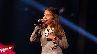 Ana - Evil like me | Audicionet e Fshehura | The Voice Kids Albania 2018