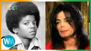 Top 10 Michael Jackson Ke Yaadgar Pal (Michael Jackson Moments)