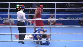 Conlan becomes 56kg Boxing World Champ - Universal Sports