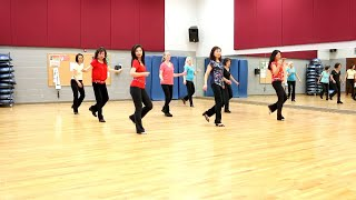 Cheri, Cheri Lady - Line Dance (Dance & Teach in English & 中文)