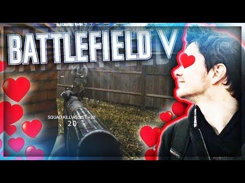 TANKY, LETADLA A ZBRANĚ  - Battlefield V první dojmy