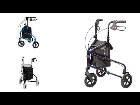 Best 3 Wheel Walkers for Seniors 2020