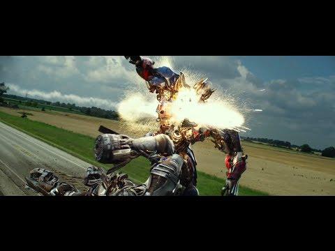 Trailer Transformers: La era de la extinción