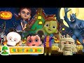 Its Halloween Night | Kids Songs & Halloween Music for Kids | Spooky Cartoons by Little Treehouse