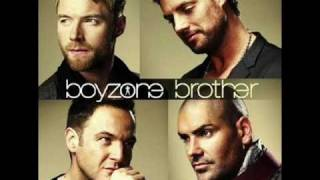 Boyzone - Let Your Wall Fall Down (11) (new album BROTHER  2010) with LYRICS